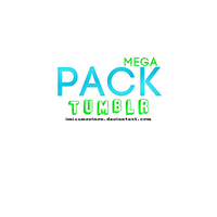 +MEGA PACK TUMBLR by iMissMovinOn