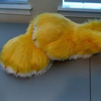 MFY Brand new feetpaws FOR SALE by PlushiePaws