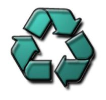 recycle logo by kennysback