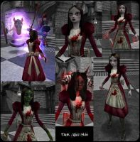 Dark Alice Skin by InsidiousTweevle