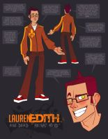 CS :: Lauren Edith by vert-is-ninja
