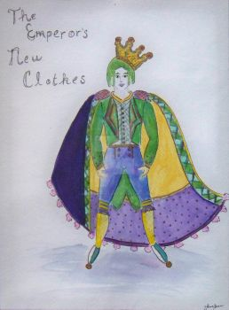 The Emperors New Clothes by MillieBSelenaMarie