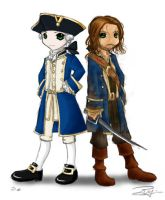 Norrington - Past and Present by Artema