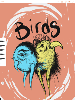 Bird thing practice by Raggatron