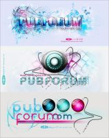 Header PubForum by Akagami707