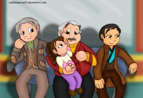 The Whale Tank Committee by cuddlesaurus21