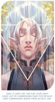 Cian Lavellan: Death by Paperwick