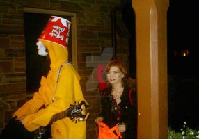 Me and Bro Halloween 07 by PatsBabyGirl