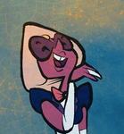 Sardonyx Laugh (animated) by DarkwingSnark