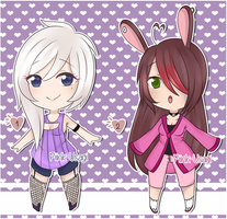 Adopts | OPEN. by Piink-Usagi