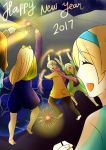 New Year Party by seillua