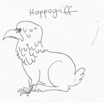 Hoppogriff by Lahara