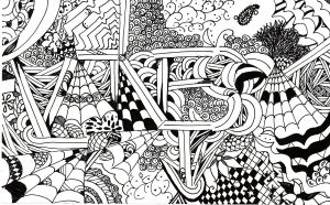 zentangle id by Emerald-tiger12