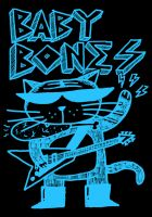 Babybones - Rock Cat by paldipaldi
