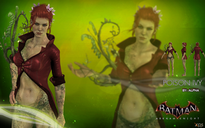 Batman Arkham Knight - Poison Ivy by XNASyndicate