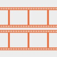 Free Vector of the Day #278: Film Strips by cristina012