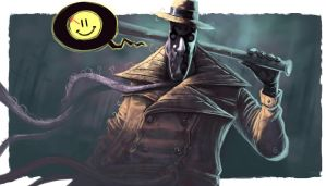 Rorschach by thurZ