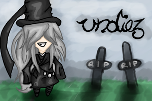 Undertaker Chibi by Iycecold