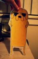 Jake Paperchild by JenniferElizabeth