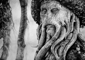 Davy Jones by StacyMB