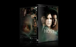 'The Host' DVD Cover by memorabledesign