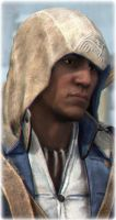 Connor Kenway by LadyAnnett