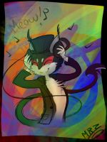 Meow! Music! by MRZoet