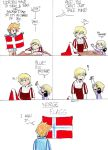 2p!DenNor: Flags by TheClockworkKid