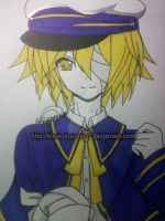 Vocaloid oliver by KieleNatsume07
