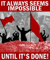 Victory over the Impossible by Party9999999