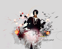 Toshiya collab with O.C 1 by fatal-complexes