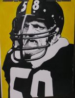 Jack Lambert by punkdaddy74