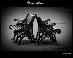 Never alone by poison8
