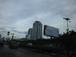 PLAZA MANDIRI by diimaaz