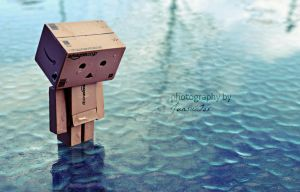 Danboard - Alone by JunsuiFox