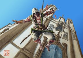 Assassin's Creed Brasil by ArthurGWG