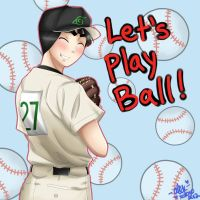 Let's Play Ball by shock777