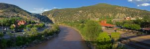 Glenwood Springs Panorama by sequential
