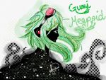 Gumi Megpoid by fameena