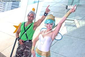 Otakon 2014 - Jorgen and the Tooth Fairy(PS) 20 by VideoGameStupid