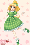 Frilly Isabelle by angelicteatime