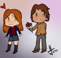 Sammy is a romantic by mwrnck