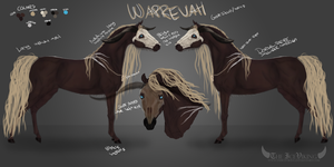 Waprevah: reference sheet by TheIceViking