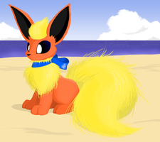 Flareon Request by hlavco