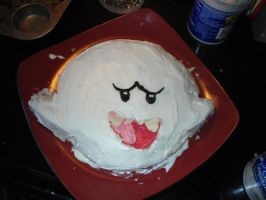 Boo cake by the-beth