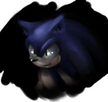 Sonic Painter doodle by AkiruNyang