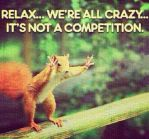 Not a competition, Relax by uki--uki