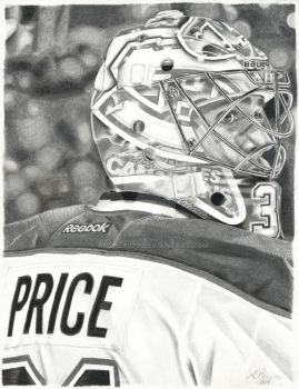 Carey Price by Andrea320