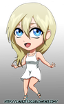 Commission1 - Namine chibi by Laurits10
