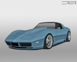 DBS Corvette C3 by devianb